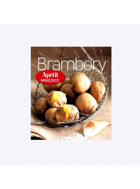 Roční předplatné Apetit + miniedice Brambory + 2x speciál Apetit Veggie! 2019