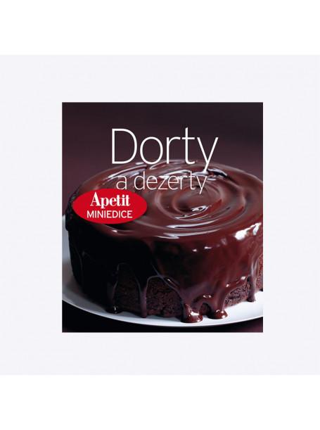 Roční předplatné Apetit + miniedice Dorty a dezerty + 2x speciál Apetit Veggie! 2019