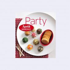 Roční předplatné Apetit + miniedice Párty + 2x speciál Apetit Veggie! 2019
