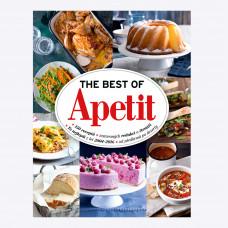 Roční předplatné Apetit + kuchařka The best of Apetit I.