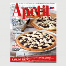 Aktuální vydání  Apetit 10/2019 (poštovné zdarma)