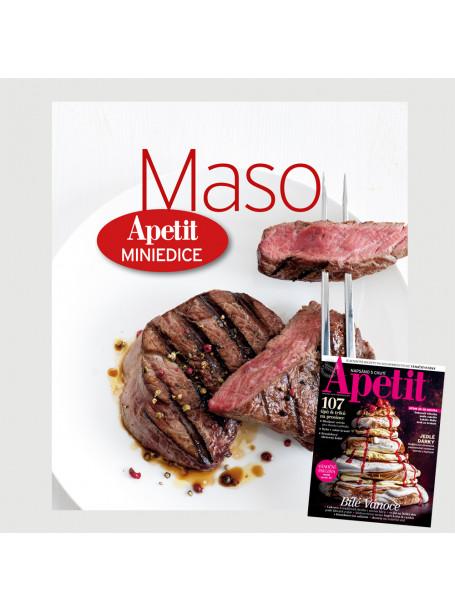 Roční předplatné Apetit + Miniedice kuchařka Maso