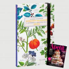 Roční předplatné Apetit + Zábavný kalendář Kateřiny Winterové